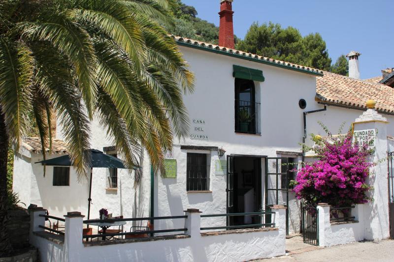 Molino El Vínculo Casa del Guarda vuelve al pasado - Image 1 - Zahara de la Sierra - rentals