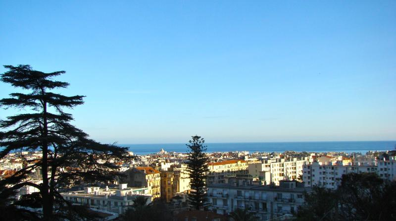 Superb Nice Apartment with a Terrace and Grill - Image 1 - Nice - rentals