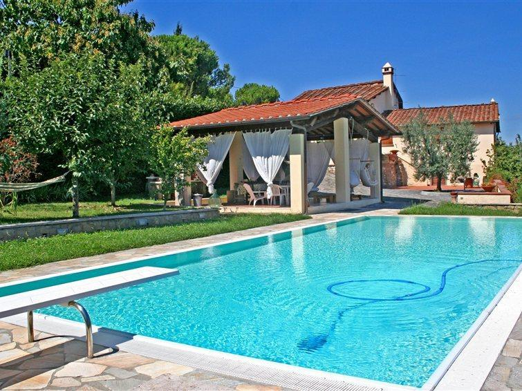 pool - holiday house - Carmignano - rentals