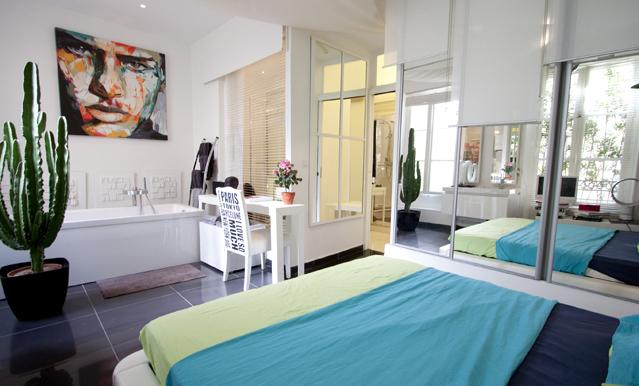 Blanc Chatelet: 2 Bedroom - 6/7 People - in the Center of Paris - Image 1 - Paris - rentals