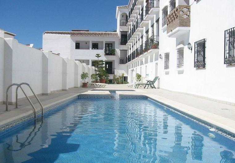 Communal Swimming Pool - Lovely Apartment with Pool - Frigiliana - rentals