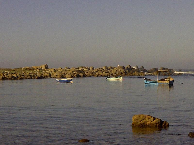 Jacobsbaai Fishing Boats - The Boat House Holiday Home, Jacobsbaai, RSA - Western Cape - rentals