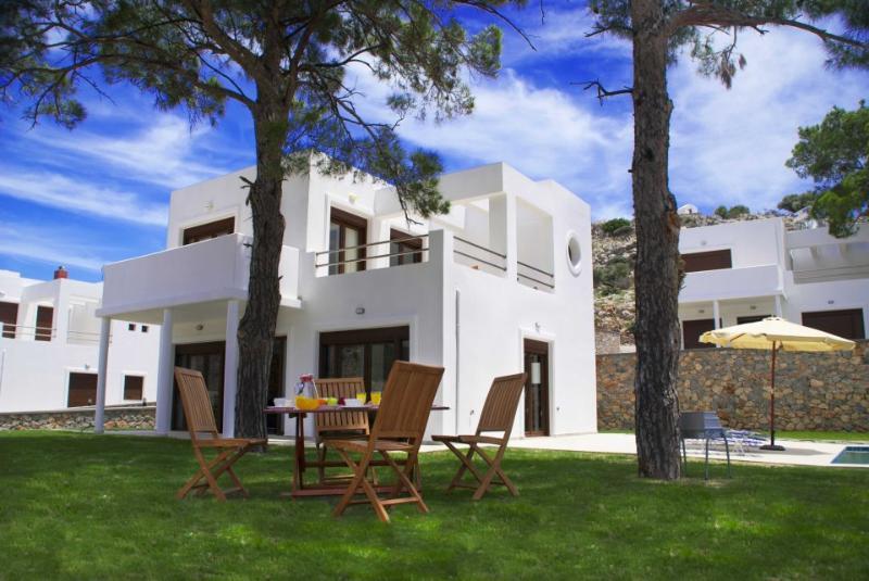 Pefkos Hillside Villas overview - Pefkos Hillside Villas - Lindos - rentals