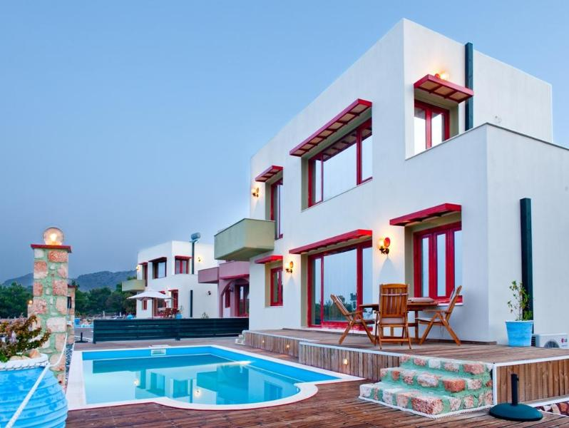 Villa Natalia - Villas Natalia - Spilia Bay Villas and Spa - Pefkos - rentals