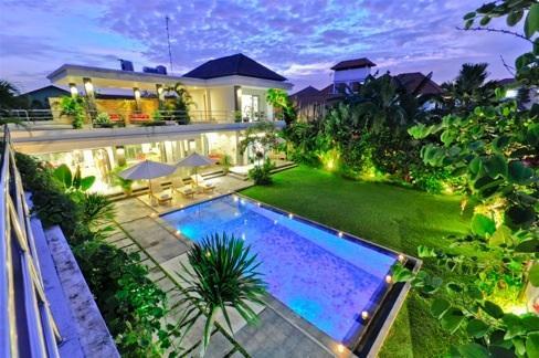 Villa overview - Villa Makasih Bidadari - Seminyak - rentals
