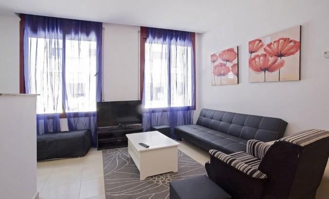 PLAZA REAL GOTICO 03:2BR/1BA - Image 1 - Barcelona - rentals