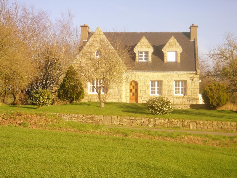 Apple Orchard Country Villa - Apple Orchard Country Villa with orchard & pool - Pontivy - rentals