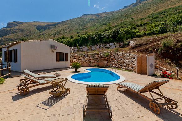 Villa Giove - Image 1 - Castellammare del Golfo - rentals