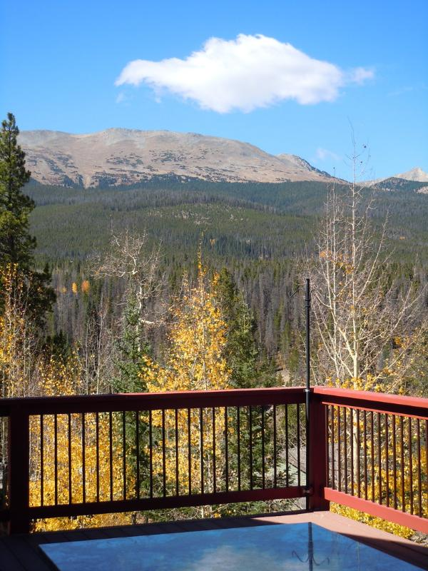 View of Peak 6 - Breckenridge Peak 7 Private, New Home - Breckenridge - rentals