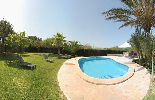 Casa de campo en S' Horta (8 Plazas) Ref. 21557 - Image 1 - S' Horta - rentals