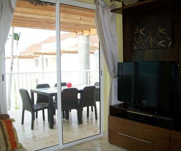 Beachfront 2BR Penthouse in Playa Turquesa - Image 1 - Punta Cana - rentals