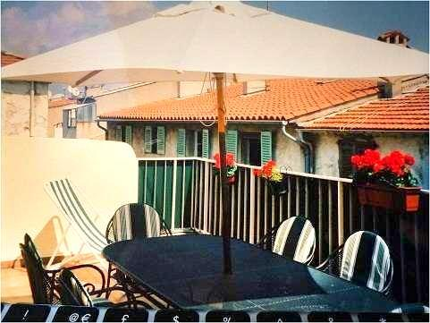 Roof Terrace - Antibes 3 Bedrooms with the Sunniest Roof Terrace - Antibes - rentals