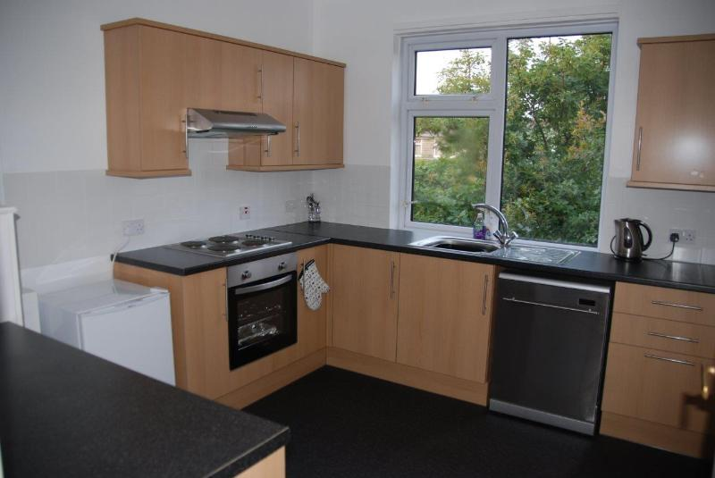 Brand new fitted kitchen - Blackpool Luxury Apartment - Blackpool - rentals
