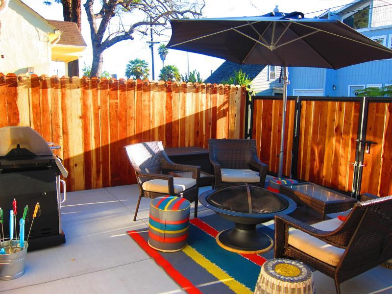 5th Haven – A Beachside Chic Cottage - Image 1 - Santa Cruz - rentals