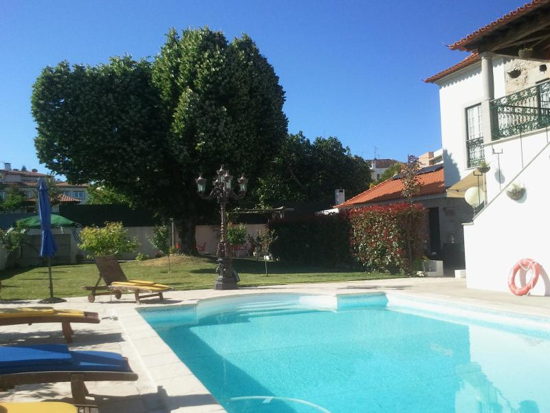 Relaxing Garden Outdoor - Superb accommodation in Viseu - Viseu - rentals