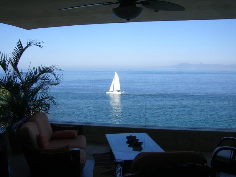 Terrace View Banderas Bay, Puerto Vallarta South Shore Beach / Oceanfront - Puerto Vallarta-Private South Zone Beachfront - Puerto Vallarta - rentals