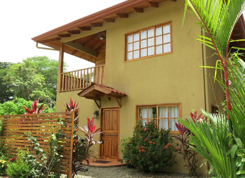 Large Villa, Private, Surrounded by Tropical Gardens - Dominical Beach Home - Dominical - rentals