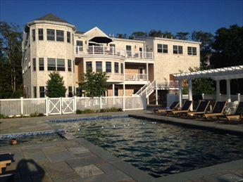 Exterior - VERY UPSCALE HOME WITH POOL IN WEST FALMOUTH 117899 - West Falmouth - rentals