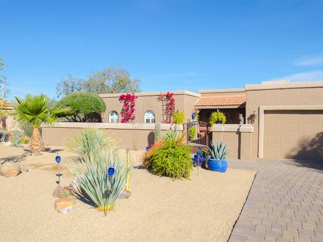 Welcome to 16120 E. Trevino - The Perfect Desert Hacienda Vacation - Fountain Hills - rentals