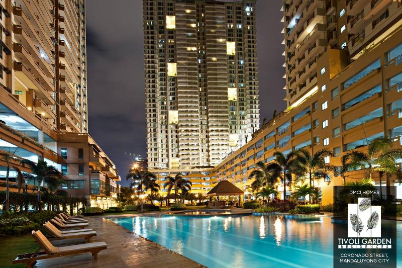 Amenities Area - Manila Condo with Luxury Resort Amenities - Manila - rentals