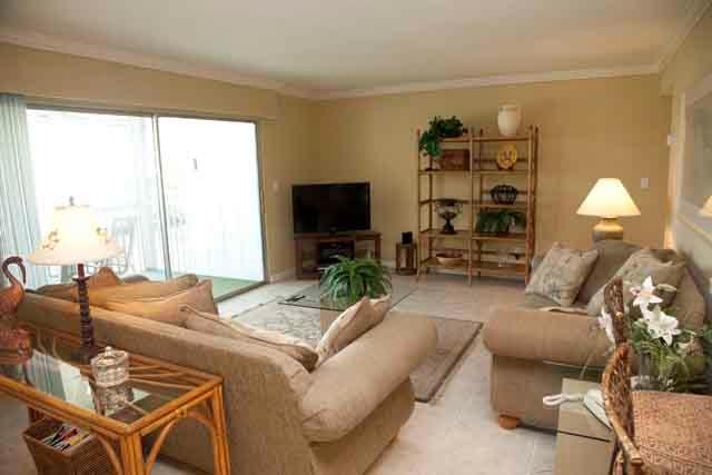 114 - Gulfside Large Garden Unit H - Siesta Key - rentals
