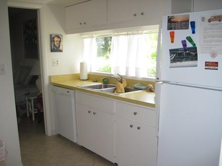 Kitchen 1 - Gulfside Small Garden Unit N - Siesta Key - rentals