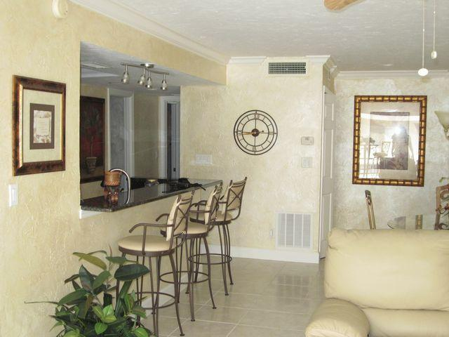 Bar Area - Gulfside Small Garden Unit P - Siesta Key - rentals