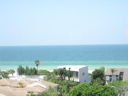 View - Gulfside Mid-Rise Unit 701D - Sarasota - rentals