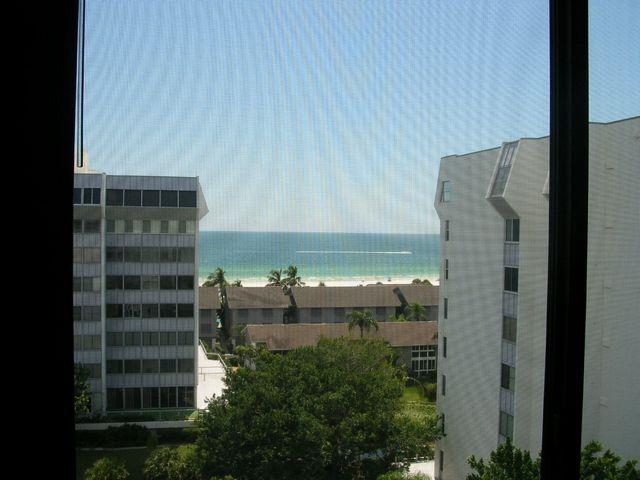 View - Gulfside Mid-Rise Unit 703D - Siesta Key - rentals