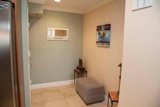 Entry - Gulfside Mid-Rise Unit 705D - Siesta Key - rentals