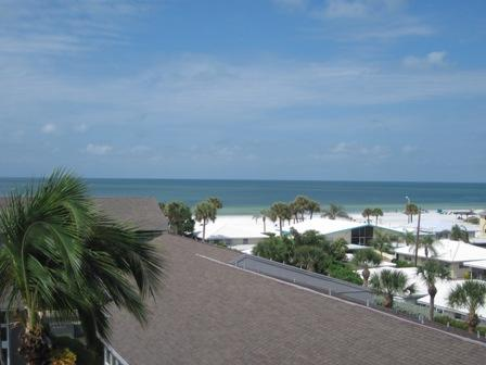 View - Gulfside Mid-Rise Unit 406E - Siesta Key - rentals