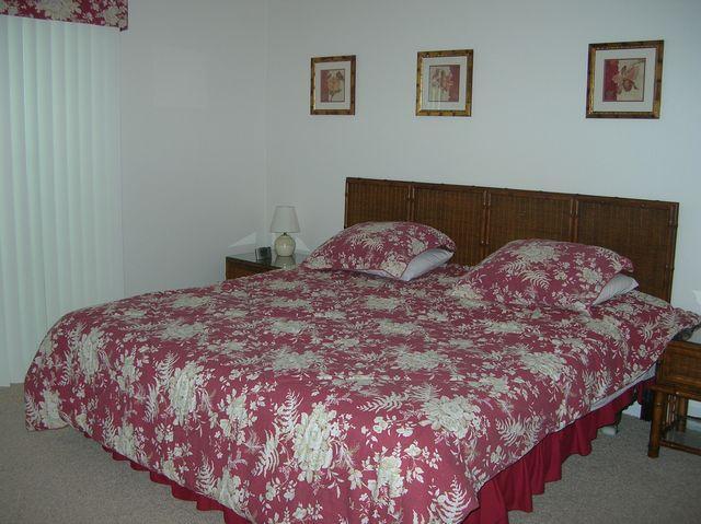 Bedroom - Gulfside Mid-Rise Unit 503F - Sarasota - rentals