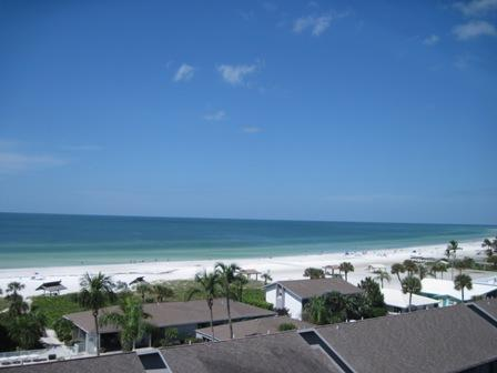 View - Gulfside Mid-Rise Unit 603F - Siesta Key - rentals