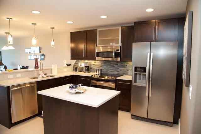 Kitchen - Bayside Mid-Rise Unit 501B - Siesta Key - rentals