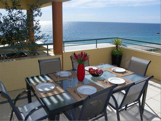 View from balcony - Cottesloe Beach House Stays-Golden Sands Beach Apt - Cottesloe - rentals