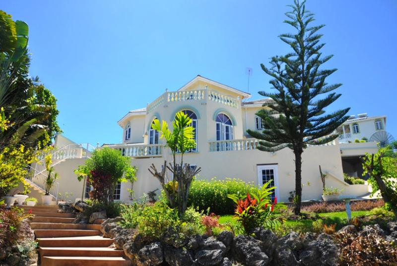 Barbados Villa 35 Stunning View Of The Pristine West Coast Beaches, Which Are Within Walking Distance. - Image 1 - Saint James - rentals