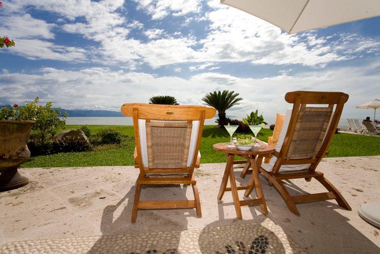 Beach Front Villa located in Marina Vallar - Image 1 - Sayulita - rentals