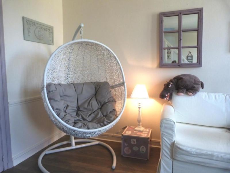 Le salon - Duplex de charme au coeur de Honfleur - Honfleur - rentals