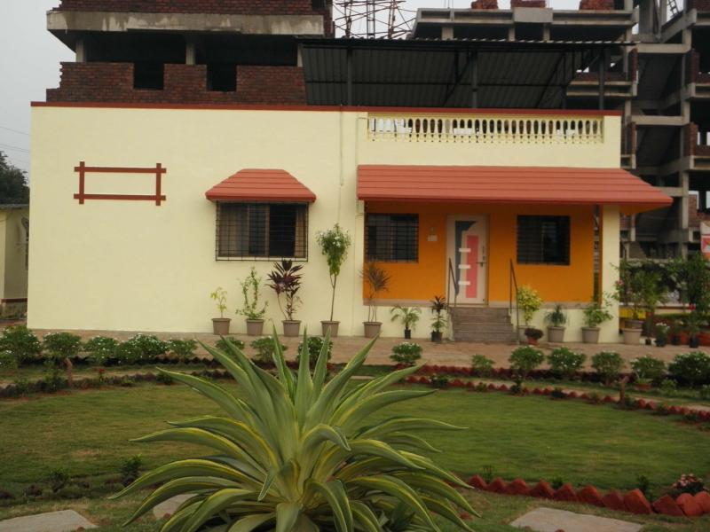 Bungalow View - Ruturang bungalow on rent in Alibag - Alibaug - rentals