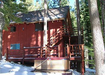 V45 - Delectably Delaware - Image 1 - South Lake Tahoe - rentals