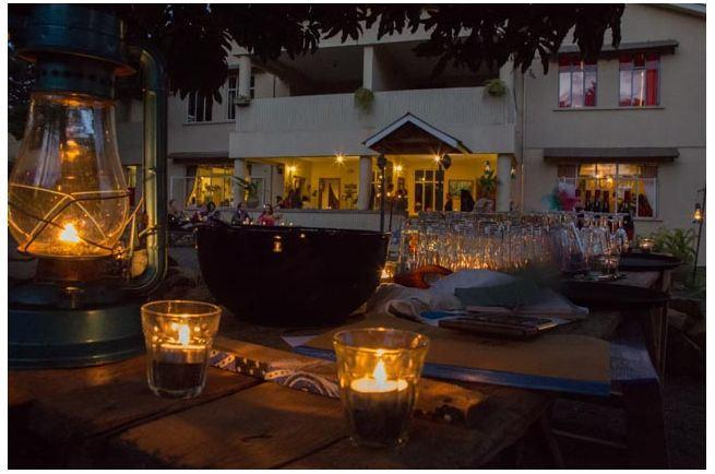 Blues & Chutney Dinner al Fresco - Blues & Chutney Boutique Bed & Breakfast Arusha - Arusha - rentals