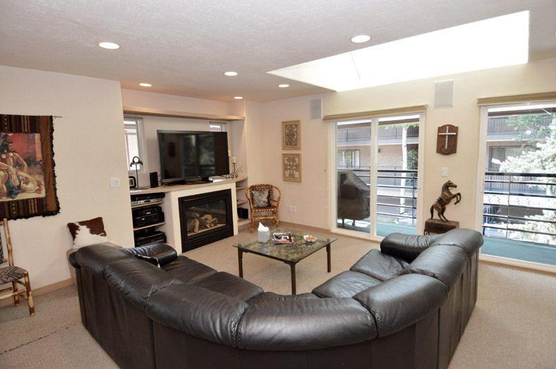 living-1.jpg - Dolomite Condominiums Unit 4 - Aspen - rentals