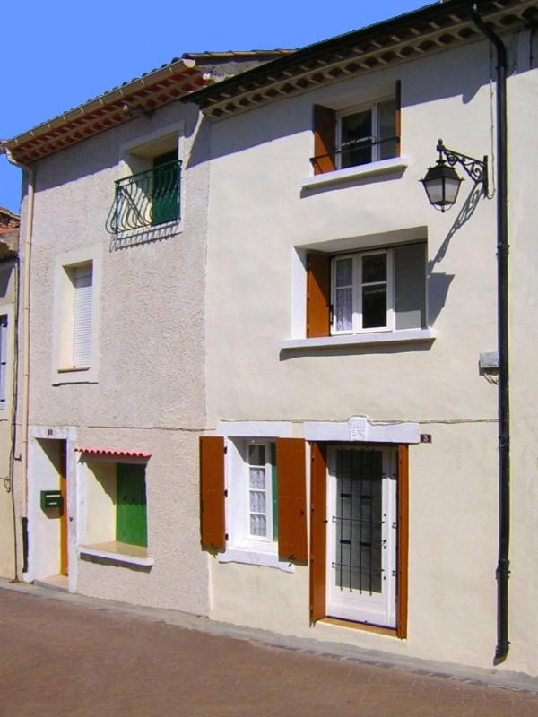 House front - Creissanhome - Creissan - rentals