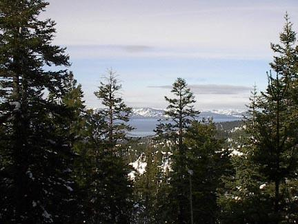 The breathtaking view of Lake Tahoe from the dining room! - Lake Tahoe view condo-hot tub/pool/fireplace+more! - Stateline - rentals