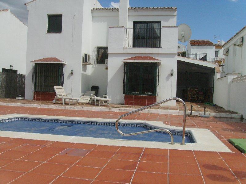 VILLA PAMOLA - Image 1 - Malaga - rentals