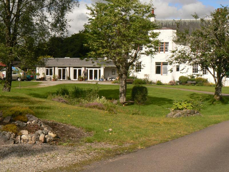 Lodge and studio - Loch Ness to Skye - Ceannacroc Lodge, Glenmoriston - Lochaber - rentals