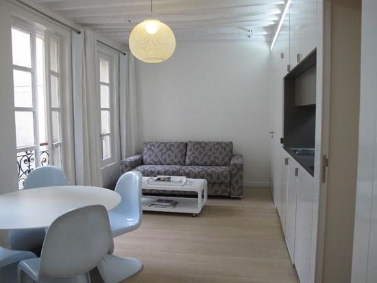 Modern 1 Bedroom Paris Apartment - Image 1 - 1st Arrondissement Louvre - rentals