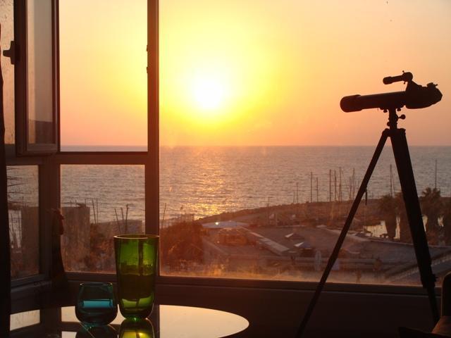Sunset indoors - Hayarkon  Sunny Beachfront - Tel Aviv - rentals