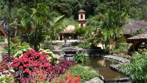 A scene in Valle Escondido - Luxury 1-bedroom apartment in idyllic Valle Escondido - Boquete - rentals