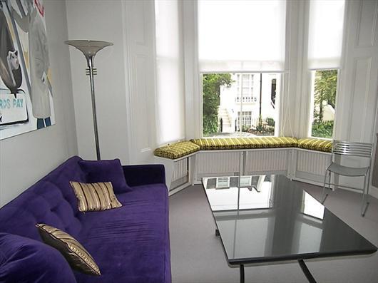 Living Room - Gordon Place, Kensington, W8. - London - rentals